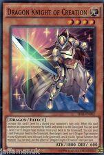 Dragon Knight of Creation - SR02-EN002 - Super Rare YUGIOH