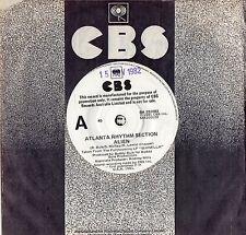 "ATLANTA RHYTHM SECTION - ALIEN - RARE 7"" 45 PROMO VINYL RECORD - 1981"