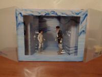 Star Wars Black Series Hoth Leia Organa & Han Solo Figures Exclusive Set