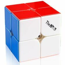 QiYi Valk 2 m 2x2 Stickerless Magic Cube Magnetic Speed Cube Twist Puzzle Toy