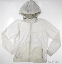 SALOMON Womens Gualea Jacket size Medium Super Lightweight Hooded Hiking Running