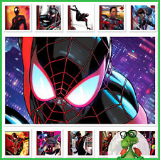 Topps Marvel Collect Digital Showcase Mile Morales  w/award