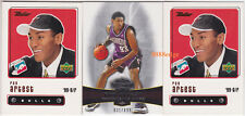 (3) RETRO ROOKIE CARD/TRIPLE THREADS: RON ARTEST #/899 BULLS RC KINGS INSERT LOT
