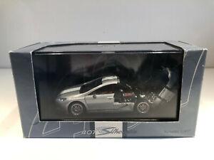 1/43 NOREV Voiture Miniature PEUGEOT 407 Silhouette Concept Car Genève 2004