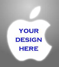 GLOWING CUSTOM Apple MacBook Pro Air Sticker Mac Laptop DECAL 11,12,13,15,17 in