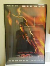 Vin Diesel xXx Movie Poster 27x40