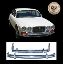 Jaguar XJ6 Series 1 Brand New Stainless Steel Bumpers