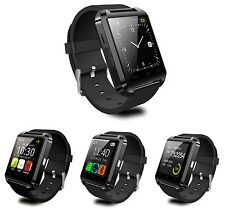 BLUETOOTH SMART WATCH ARMBAND UHR iOS iPHONE ANDROID SAMSUNG HTC SONY LG APPLE