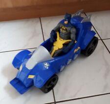 "DC Comics Justicia Batman 12"" Poseable Figura de juguete y grandes-batimóvil Coche"
