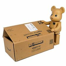 Medicom Bearbrick - Limited Edition Amazon JP Japan Box 400% Be@rbrick - In US