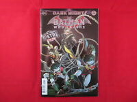 DARK NIGHTS BATMAN WHO LAUGHS #1 NM 1st print FOIL cover DC Comics