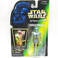 Kenner Star Wars 2-1B Medic Droid Action Figure Power of The Force 1996