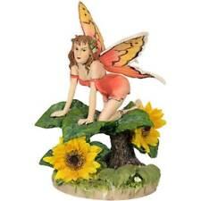 Elfe Sunflower by Linda Ravenscroft