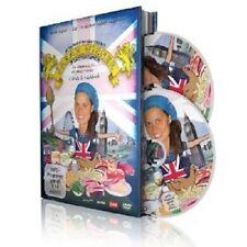 SARAH WIENER - DIE KULINARISCHEN ABENTEUER IN GROßBRITANNIEN 2 DVD NEU