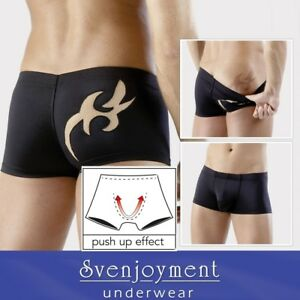 Svenj. Push-Up Premium Classic Wonder Bade Tattoo Pants Knack-Po in S bis XXL
