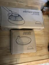 New Humanscale Element Vision Led Task Light Body With Base Silver New Other
