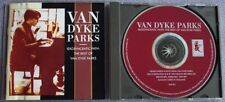 VAN DYKE PARKS Idiosyncratic Path BEST OF England Diabolo CD BEACH BOYS