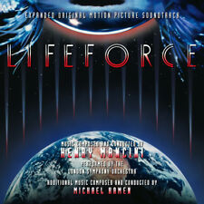 LifeForce-Original Soundtrack Recording by Henry Mancini & Michael Kamen