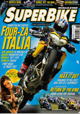 July Superbike Motorcycles Magazines