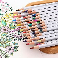 Marco fine Pencils 36 Colors Art Drawing Oil Base Non-toxic Pastel Artist Sketch