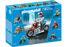 PLAYMOBIL 5527 - Muscle Bike