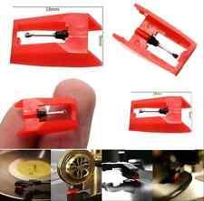 Turntable Diamond Stylus Needle for LP Record Player Phono Ceramic Cartridge 1PC