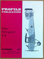 Aeronautica - Aviation - Profile Publications - N° 157 - The Breguet 14