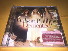 WILSON PHILLIPS cd DEDICATED beach boys mamas & papas HITS god only knows