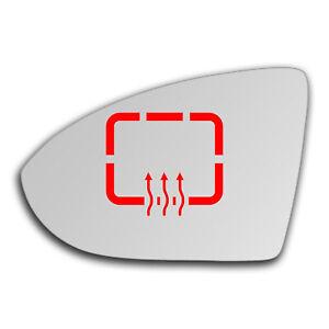 Links Fahrerseite Spiegelglas Beheizbar für Volkswagen Golf 7 2012 - 2020