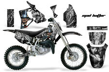 Graphics Kit MX Decal Wrap + # Plates For Honda CR80 CR 80 1996-2002 HATTER S K
