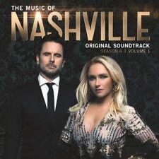 The Music Of Nashville: Original Soundtrack Season 6 Volume 1 (Origin) [New CD]