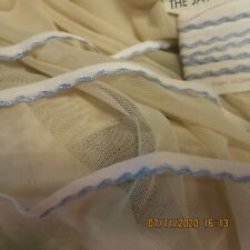 Trim Good For Heirloom Sewing - Miniature Doll Trims Baby Add To Lace 2Yds T49
