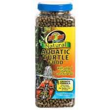 Zoo Med Growth Formula Natural Aquatic Turtle Food net weight 13 oz best prices on ebay