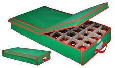 Aufbewahrungsbox für Christbaumkugeln Weihnachtskugeln Klappbox Box Weihnachten