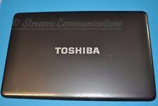 "TOSHIBA Satellite L675 L675D 17.3"" Laptop LCD Back Cover w/ Webcam + Antenna"