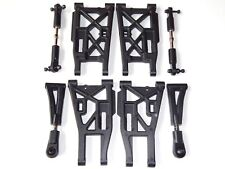 NITRO 1/8 RC BUGGY HPI TROPHY 3.5 FRONT AND REAR SUSPENSION ARM SET NEW