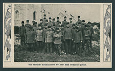 Cemal Pasha Osman. headquarters Officers DT. Asia Corps Jerusalem Mount of Olives 1914