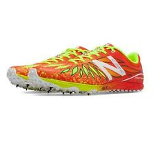 New Balance XC 5000 V2 Cross Country Track/Field Flame/Hi-lite Spikes Mens12.5 M