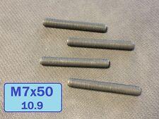 16  Stück Stehbolzen Stiftschrauben M7x50 ,10.9 , hochfest für BMW Zylinderkopf