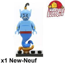 Lego - Figurine Minifig Minifigurine série Disney genie lamp lampe aladdin NEUF