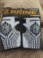 Brine Uprising Lacrosse Arm Pads Adult Large - New
