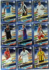 MATCH ATTAX UEFA CHAMPIONS LEAGUE 16 / 17  Man of The Match CARD SET of 22  USA