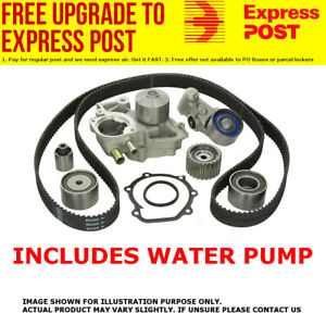 TIMING BELT & KIT WATER PUMP FOR TOYOTA COROLLA AE95, AE101 4A-FE 4AFE -