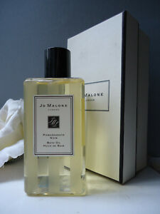 JO MALONE POMEGRANATE NOIR Bath Oil Huge 250ml New Gorgeous Classic Gift Box
