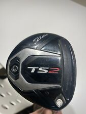 Titleist Ts2 3 Wood 15* Fairway Wood, Hzrdus Smoke 70g 6.0 Stiff Flex Club
