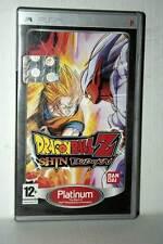 DRAGON BALL SHIN BUDOKAI PLATINUM USATO OTTIMO SONY PSP ED ITALIANA FR1 41646