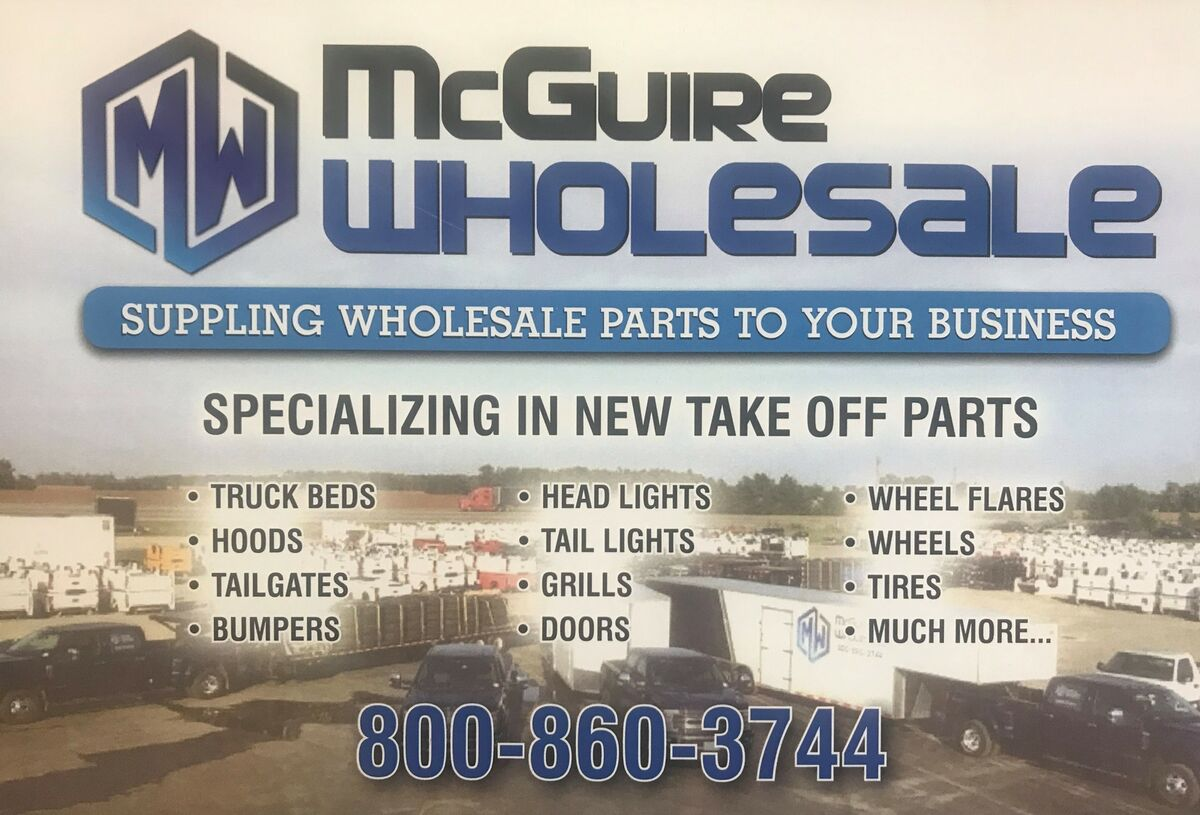 McGuire Wholesale, Inc