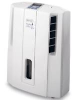 DeLonghi DES16EW AriaDry Slim Wall Mountable 3L Dehumidifier - RRP $449.00