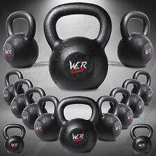 Cast Iron Kettlebells Weight Strength Fitness Kettlebell Training 2kg to 40kg 10kg