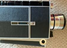 Vintage Argus Showmaster 822 Super Eight 8 Video Movie Camera in carrying cast